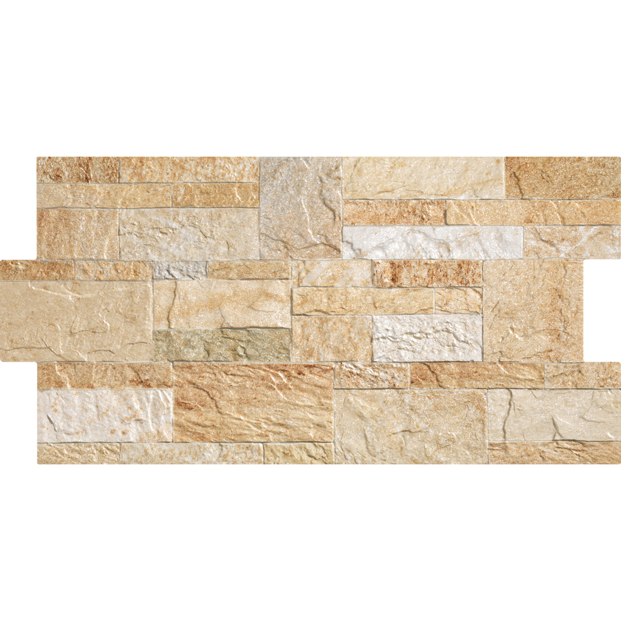 Shop Style Selections Rockstyle Royal Glazed Porcelain Indoor Outdoor Wall Ti
