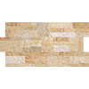 Style Selections Rockstyle Royal Glazed Porcelain Indoor/Outdoor Wall Tile (Common: 12-in x 24-in; Actual: 11.73-in x 22.24-in)