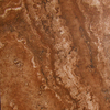 FLOORS 2000 Galapagos 10-Pack Darwin's Lava Porcelain Floor and Wall Tile (Common: 12-in x 12-in; Actual: 12.69-in x 12.69-in)