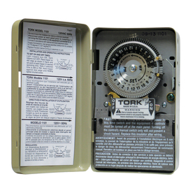 TORK Mechanical Hardwired Timer
