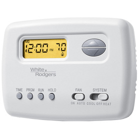 White-Rodgers 5-2 Day Programmable Thermostat