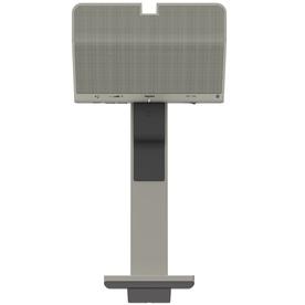 Legrand 2 Adorne Titanium Rectangular Under Cabinet Power System Speakers