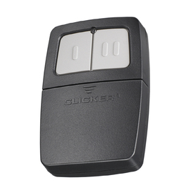 Chamberlain 2-Button Universal Compatible Visor Garage Door Opener Remote