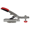BESSEY Low-Profile Auto-Adjust Toggle Clamp with Horizontal Handle