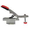 BESSEY Auto-Adjust Hold Down Toggle Clamp, High-Profile, Horizontal Handle