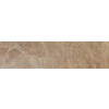 FLOORS 2000 3-in x 18-in Oriente Gold Glazed Porcelain Bullnose Tile