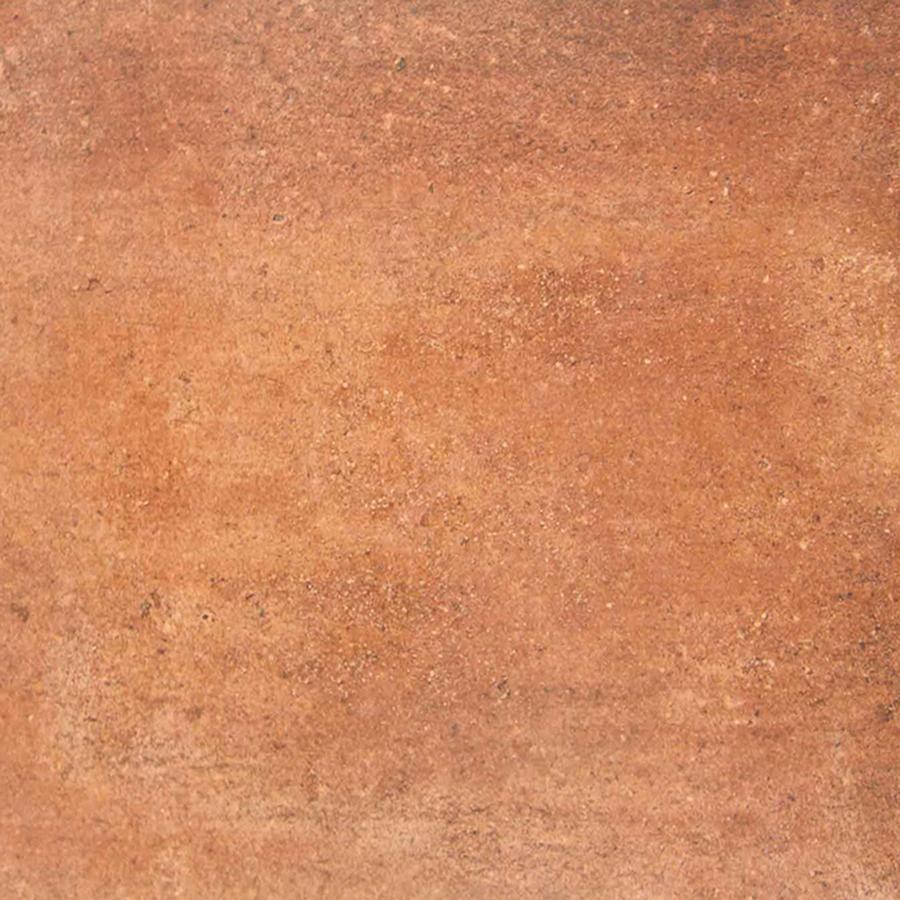 Shop Floors 2000 8 Pack Cotto Red Ceramic Floor Tile Common 18 In X 18 In Actual X