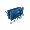 Yost 6.5-in Cast Iron Vise