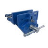 Yost 9-in Cast Iron Vise