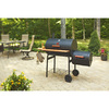 Char-Griller Super Pro 29-in Barrel Charcoal Grill