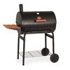 Char-Griller 29-in Barrel Charcoal Grill