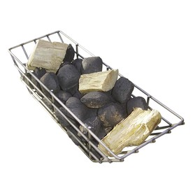 Char-Griller 17-in L x 5-in W x 3.5-in H Charcoal Basket