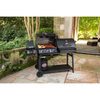 Char-Griller Duo Black Combo Grill