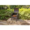 Char-Griller Multi Function 250-sq in Portable Charcoal Grill