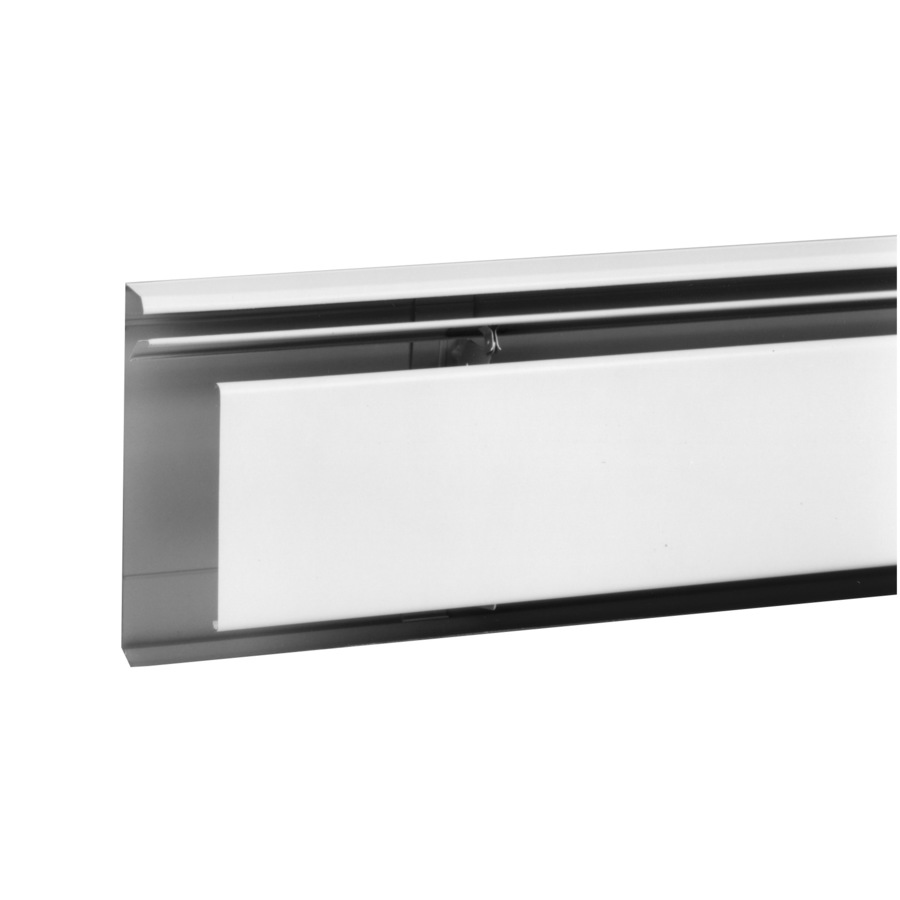 hydronic electric baseboard heaters shop hydrotherm 3ft hydronic baseboard heater enclosure at lowes - Electric Baseboard Heater