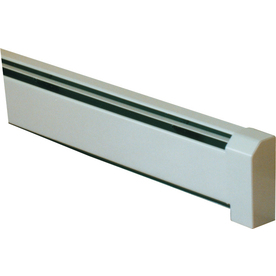 Hydrotherm 4-ft Hydronic Baseboard Heater Enclosure