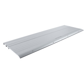 Gatehouse 48-in H x 15-in W Aluminum Wheelchair Ramp Threshold Plate