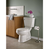 American Standard Champion 4 White 1.28-GPF (4.85-LPF) 12-in Rough-in WaterSense Elongated 2-Piece Comfort Height Toilet