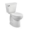 American Standard Saver White 1.28 GPF (4.85 LPF) 10 Rough-in WaterSense Elongated 2-Piece Comfort Height Toilet