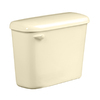 American Standard Colony Bone 1.28-GPF (4.85-LPF) 10-in Rough-In Single-Flush High-Efficiency Toilet Tank