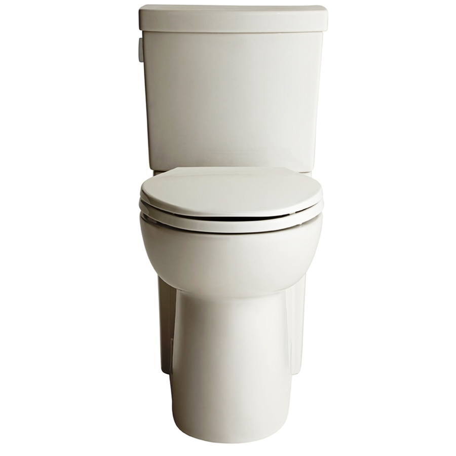 Shop american standard clean activate white gpf for Touchless toilet seat