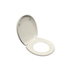 American Standard Plastic Round Slow Close Toilet Seat