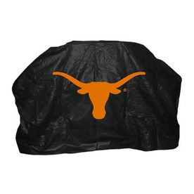 Seasonal Designs, Inc. Texas Longhorns Vinyl 59-in Grill Cover