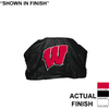 Seasonal Designs, Inc. Wisconsin Badgers Vinyl 68-in Cover