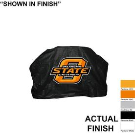 Seasonal Designs, Inc. Oklahoma State Cowboys Vinyl 68-in Grill Cover