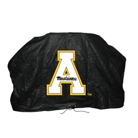 Seasonal Designs, Inc. Appalachian State Mountaineers Vinyl 68-in Grill Cover