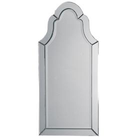 """allen + roth 36-1/8""""H x 20-1/8""""W Hovan Arch Frameless Mirror"""