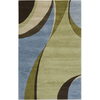 Rugs America 10-ft x 12-ft 6-in Jamison Sky Flores Area Rug