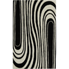 Rugs America 8-ft x 10-ft 6-in Zebra Flores Area Rug