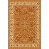 Rugs America New Vision 3-ft 11-in x 5-ft 3-in Rectangular Red Floral Area Rug