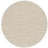 Rugs America Vero Beach 6-ft 6-in x 6-ft 6-in Round Beige Solid Area Rug