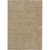 Rugs America Vero Beach 5-ft 3-in x 7-ft 6-in Rectangular Tan Solid Area Rug