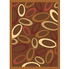 Rugs America Torino 3-ft 11-in x 5-ft 3-in Rectangular Tan Transitional Area Rug