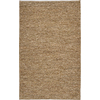 Rugs America Chelsea 4-ft x 6-ft Rectangular Beige Solid Area Rug