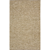Rugs America Chelsea 4-ft x 6-ft Rectangular Tan Solid Area Rug