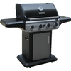 Master Forge 4-Burner Liquid Propane Gas Grill