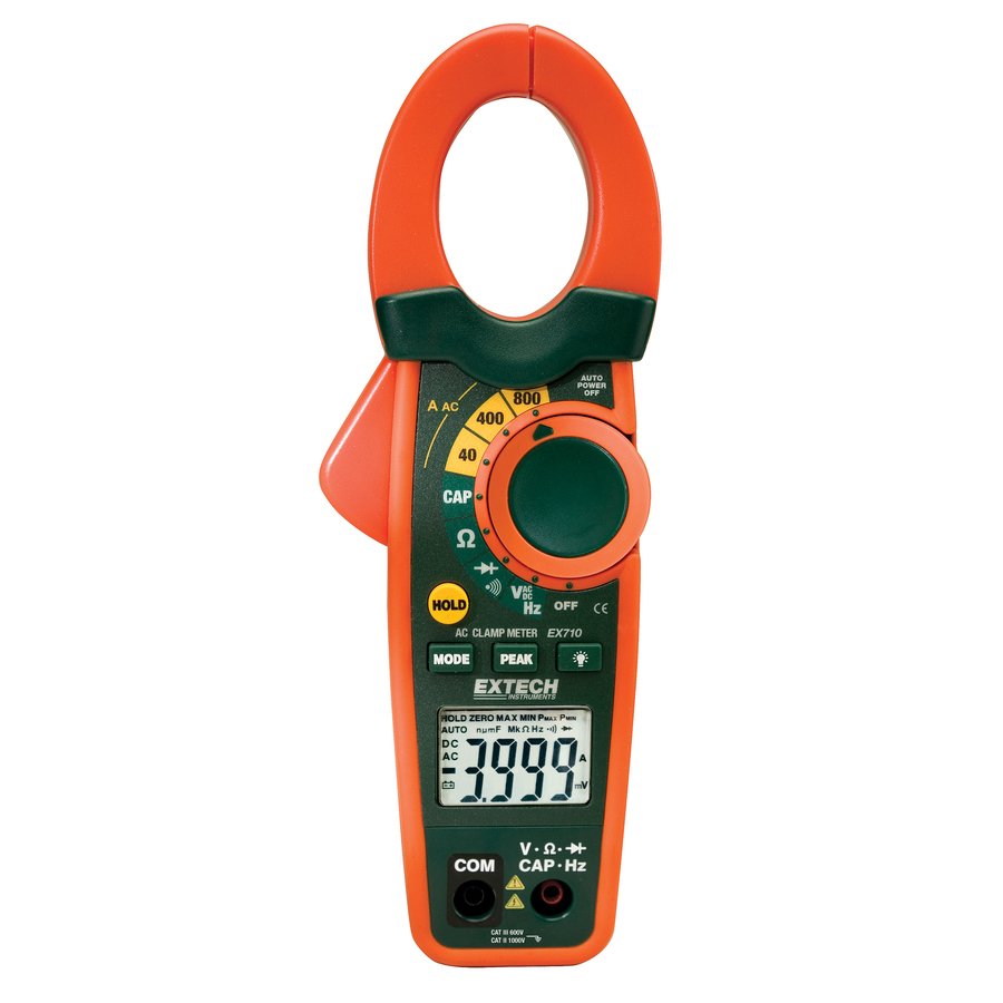 Dc Clamp Harbor Freight : Clamp meter lowe s
