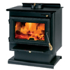 Summers Heat 1000 Sq. Ft. Wood Stove