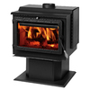 Summers Heat 2,400-sq ft Wood Stove