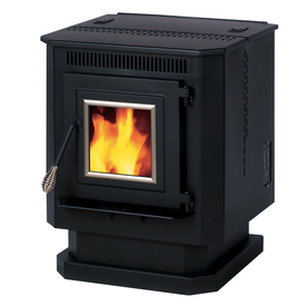 Summers Heat 1,500-sq ft Pellet Stove