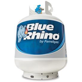 Blue Rhino 15-lb Pre-Filled Propane Tank