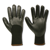 Cordova Consumer Products Large Male Black Rubber Insulated Winter Gloves