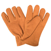 Cordova Consumer Products Large Male Brown Leather Insulated Winter Gloves