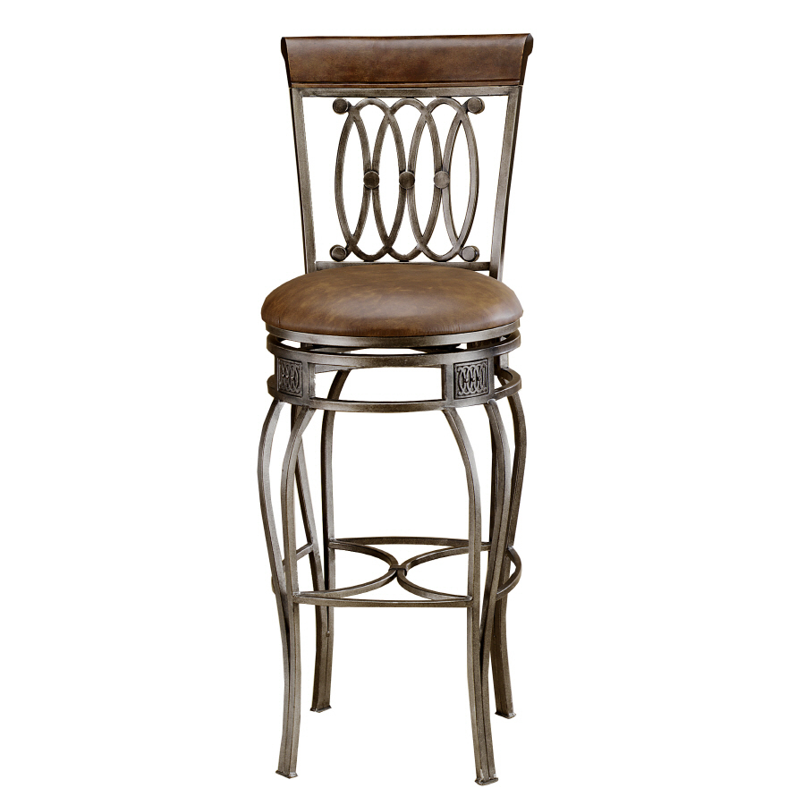 Shop Hillsdale Furniture 28 In Bar Stool At Lowes Com