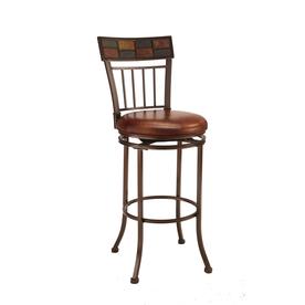 Hillsdale Furniture Montero Copper , Slate Top 24-in Counter Stool