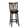 Hillsdale Furniture Savana Cherry 29.5-in Bar Stool
